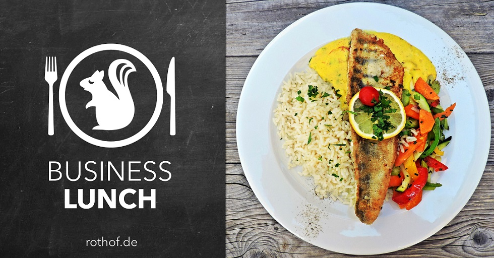 Business Lunch der Woche