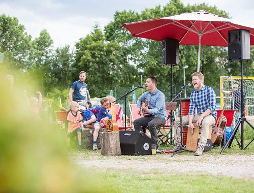Sommerfest 2014 mit Lifeband